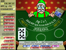 blacjack elf game